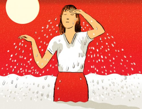 How to Stop your Feet from Sweating